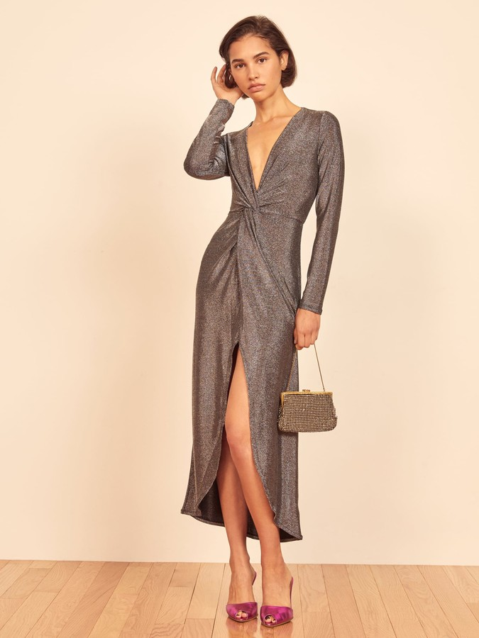 Reformation Carlyle Dress