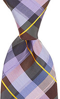 Murano Glass Plaid Traditional Tie
