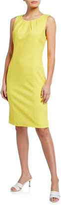Kobi Halperin Piper Sleeveless Sheath Dress