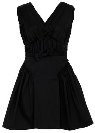 Thumbnail for your product : Self-Portrait Bow detail mini dress