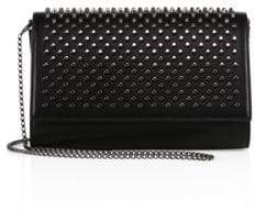 Christian Louboutin Paloma Leather Clutch