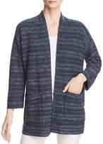 Eileen Fisher Striped Kimono Cardigan