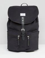SANDQVIST Roald Backpack In Black