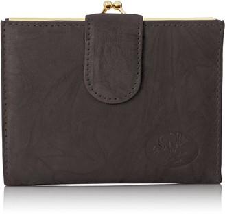 Buxton Women's Heiress Double Cardex Wallet