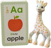 Vulli Sophie La Girafe & Abc Flashcards Set