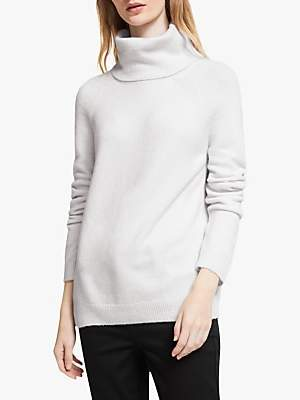 John Lewis & Partners Merino Blend Roll Neck Sweater
