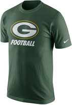 Nike Men's Green Bay Packers Facility T-Shirt