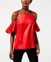 INC International Concepts I.n.c. Petite Cold-Shoulder Top, Created for Macy's
