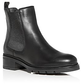 La Canadienne Women's Sorento Waterproof Block Heel Chelsea Boots