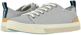 Toms TRVL LITE Low (Black Canvas) Women's Shoes
