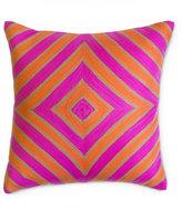 Jonathan Adler Jaipur Diamond Throw Pillow