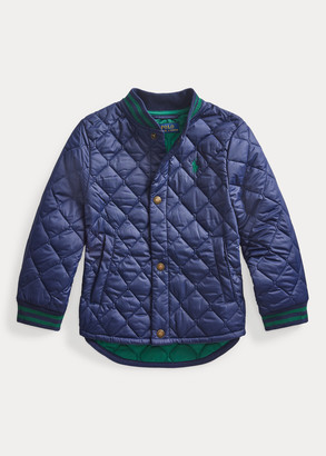 Ralph Lauren Water-Resistant Quilted Jacket
