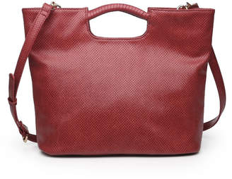 Urban Expressions Silas Vegan Leather Handbag