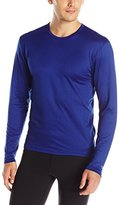 Duofold Men's Mid Weight Varitherm Crew Neck Thermal Shirt