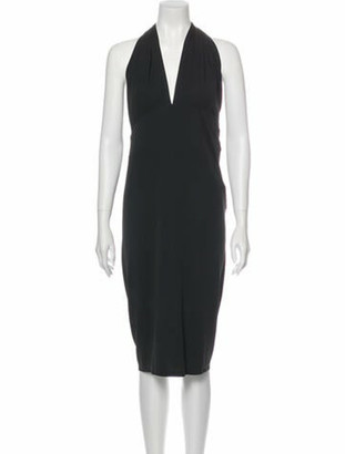 Donna Karan The Infinity Mini Dress w/ Tags Grey