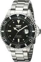 Invicta Men's 12817 Pro Diver Dial Diamond Accented Watch