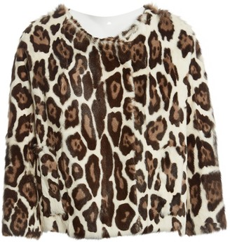 N. Non Signé / Unsigned Non Signe / Unsigned \N Brown Fur Jackets