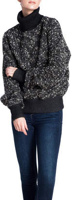 E. Tautz Etautz Turtleneck Sweater