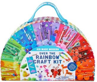 Pottery Barn Kids Kid Made Modern Over the Rainbow Craft Kit