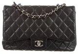 Chanel Caviar Classic Jumbo Single Flap Bag