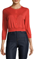 Carolina Herrera Women's Merino Wool Cardigan