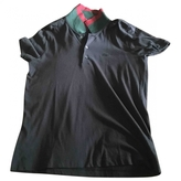 Gucci Black Polo shirt