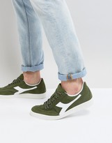 Diadora B.Original Sneakers In Green