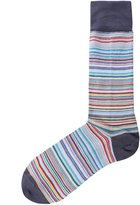 Paul Smith Men's Multi Striped Socks