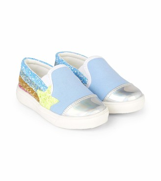 Hatley Girls' Little Slip On Sneaker