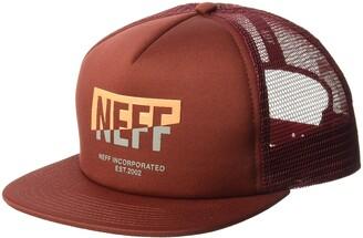 Neff Men's Adjustable Snapback Trucker Hat