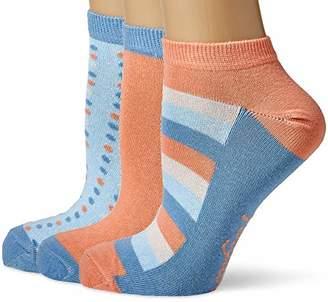 Original Penguin Women's LSHPE254STL Socks, Pink (Indigo (Manufacturer Size:)