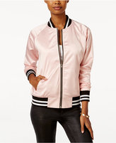 Say What ? Juniors' Tiger Bomber Jacket