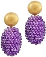 The Classy Drop Earrings Gold