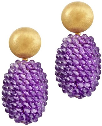 Annaflor The Classy Drop Earrings Gold