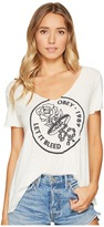 Obey Let It Bleed Tee Women's T Shirt