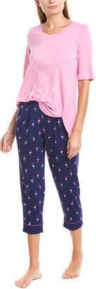 Ellen Tracy 2Pc Pajama Set