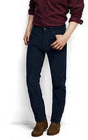 Classic Men's 14-wale Corduroy 5-pocket Straight Pants-Lunar Navy