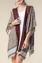 KORI AMERICA Perfect For Fall Kimono