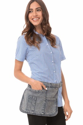 Chef Works Unisex Indy Hipster Apron