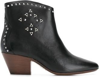Isabel Marant Stud Detail Boots