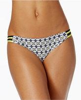 Hula Honey Sand Trap Printed Hipster Bikini Bottoms Women's Swimsuit