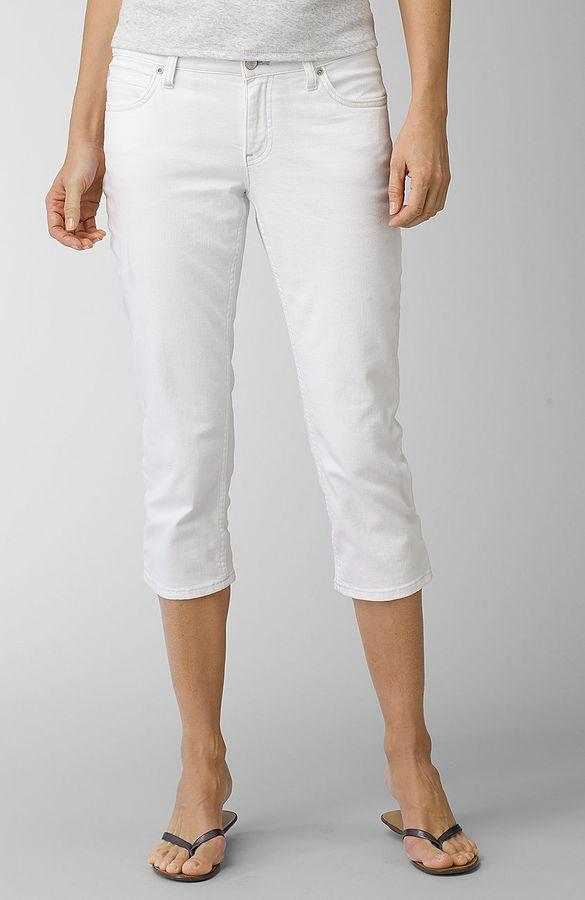 J. Jill Skinny capri jeans
