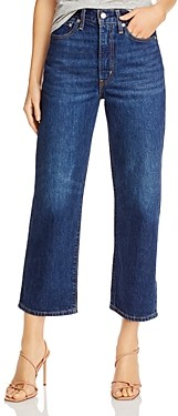 Levi's Wellthread Straight-Leg Jeans in Ground Swell