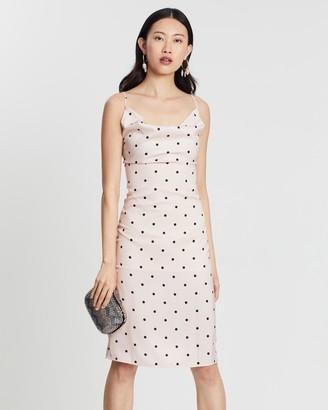 Loreta Polka Dot Dress