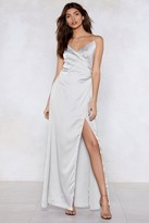 Nasty Gal When the Moons Out Maxi Dress