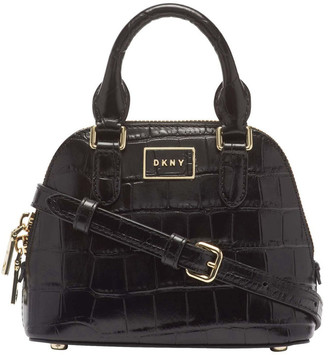 DKNY R02DPI84BGD STEFFY MINI Double Handle Satchel