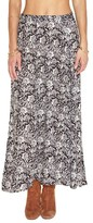 Amuse Society Women's Shiva Maxi Skirt