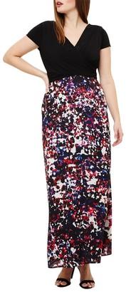 Studio 8 Felicity Dress, Black/Multi