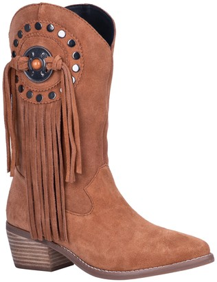 Dingo Takin' Flight Fringe Boot