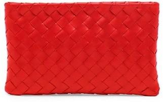 Bottega Veneta Small Leather Pouch